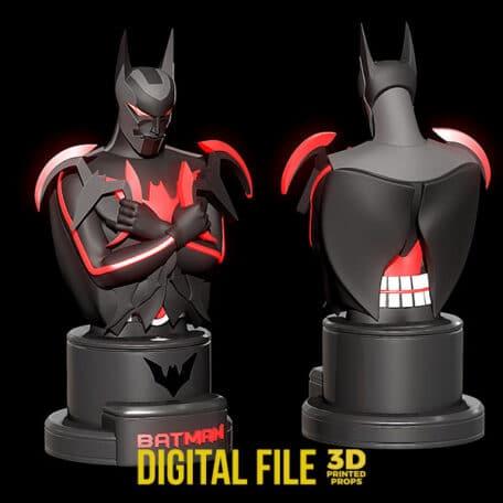 batman beyond bust