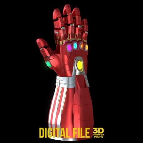 Ironman Hulk Infinity Gauntlet