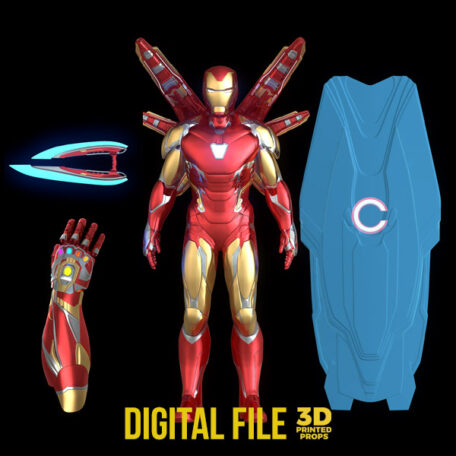 ironman mrk85 suit