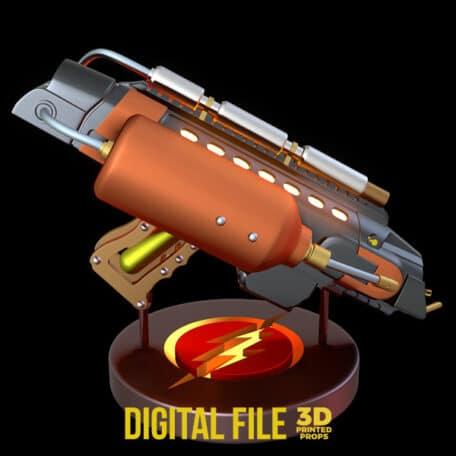 Heat Gun from The Flash